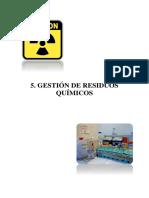 residuos quimicos