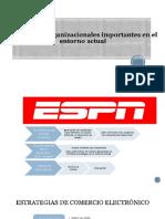Estrategias Organizacionales Importantes en El Entorno Actual