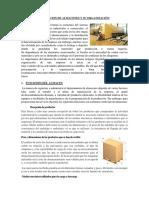 La Funcion de Almacenes y Su Organización