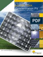 Medium Concentration PV 1