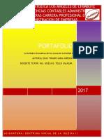 Formato de Portafolio II