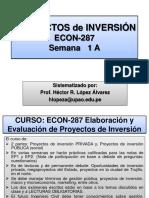 Clase 1 A ECON-287