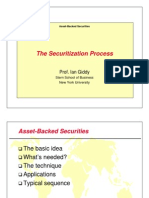 Securitization Process