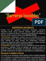 Barreras Invisibles