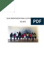 362600-Guia Orientador Para a Leitura de Obras de Arte