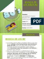 Disertación de Música