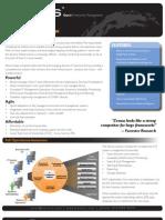 Zenoss Solution Overview Brochure