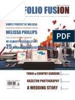 Portfolio Fusion Magazine (August 2010)