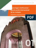 Cuaderno 1 Marco Legal e Institucional Para La Accion Internacional de Las Ciudades (1)