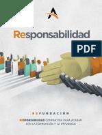 Responsabilidad compartida para acabar con la corrupción y la impunidad | Propuesta anticorrupción