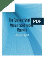 Small Nuclear Reactor Presentation