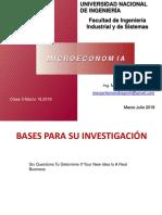 Clase 3 Bases Para Su Investigación Marzi 19