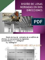 DISENO DE LOSAS NERVADAS EN DOS DIRECCIONES.pptx