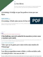 Noticias - Pascua