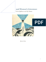 Women and Women's Literature