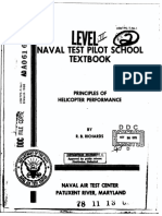 Helicopter Principles Naval Test Pilot