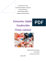 Trabajo Estetica Individual Constructiva