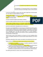 Marichal Resumen
