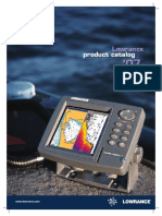 Lowrance Catalogue