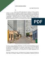 La experiencia chilena de la vivienda soviética