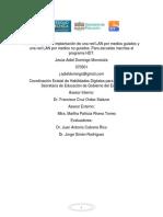 Proyecto Analisis Diseno e Implementacion de Redes LAN y WLAN