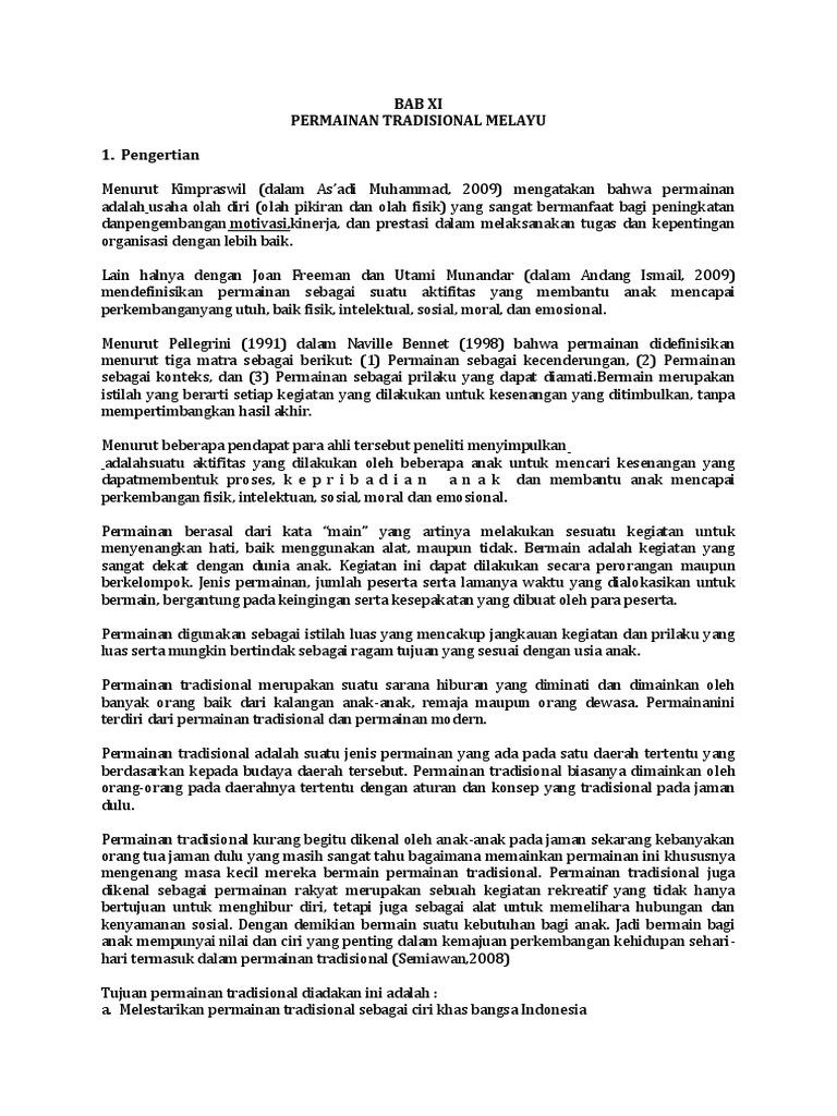 Bab Xi Permainan Rakyat Melayu Riau Copy 2