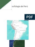 Geomorfología Del Perú