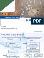 Clase 3 Factores y productos.ppt