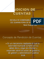 Rendicion de Cuentas-2008