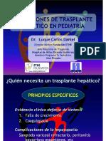 24 - Transplante en Cirrosis Hepatica