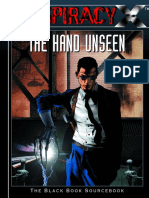 Conspiracy X - The Hand Unseen - The Black Book Sourcebook.pdf