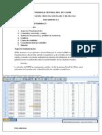 Informe SPSS Estadistica