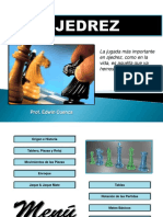 ajedrez iniciacion generalidades