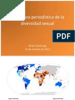 Diversidad Sexual y Cobertura Periodstica Lvaro Queiruga