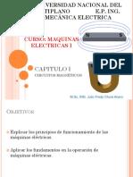 Capitulo I Maquinas Electricas