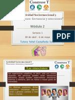 Actividad Socioemocional 3/ Prepa en Linea SEP