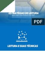 Estratégias de Leitura - Metodologia Científica