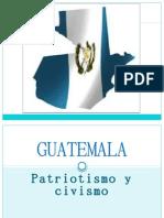 Patriotismo, civismo