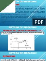 Diapositivas Del Metodo de Biseccion - Copia (2)