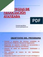 Vidal Golosinas Estrategias de Negociación Internacional
