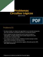 Problemas Algebra de Boole