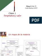 Clase 1- Temperatura y Calor