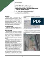 Informe 05 - Amplificadores de Potencia. Andrés Duque.pdf