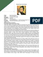 Biografi Tjoet Nyak Meutia Dll