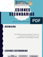 LESIONES-SECUNDARIAS
