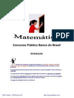 Matematica-BANCO DO BRASIL