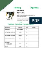 staff meeting agenda 04 27 18