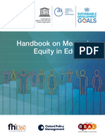 Handbook Measuring Equity Education 2018 En