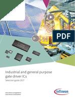 Infineon-Selection Guide Gate Driver ICs-SG-V01 00-En