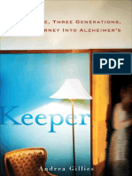 Keeper by Andrea Gillies - Excerpt